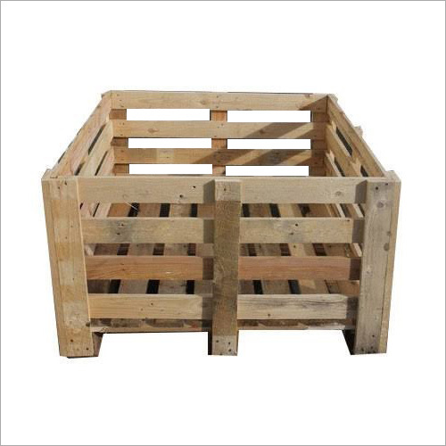 Wooden Packing Pallet Box
