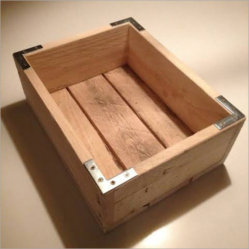 Commercial Wooden Pallet Box
