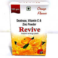 Revive Instant Energy Pack Syrup Powder