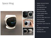 Space Helmet Type Mug