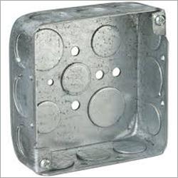 Square Electric Metal Box