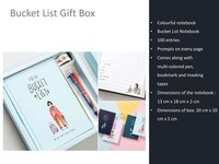 Bucket List Gift Box