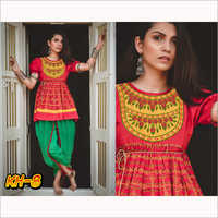 Ladies Garba Kedia Dress