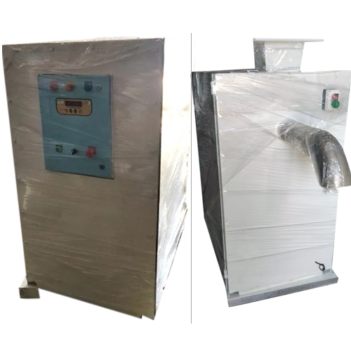 Putty Filling Machine For Open Bag