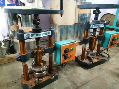 Hand Press Paper Dish Machine