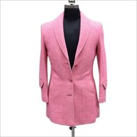 Ladies Long Blazer