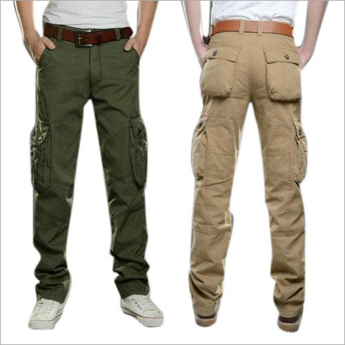 6 Pocket Cotton Cargo Pant