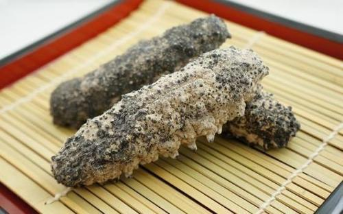 Clean and Healthy Dried Sea Cucumber