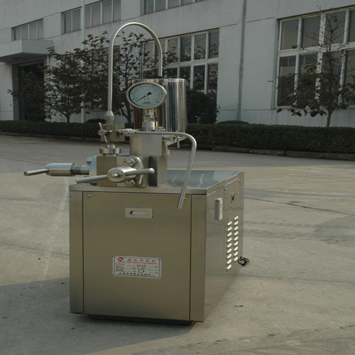 Laboratory High Pressure Homogenizer