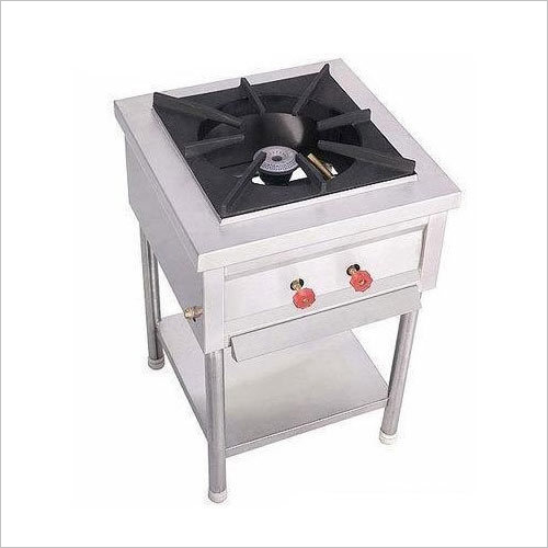 Industrial Single Burner Gas Stove