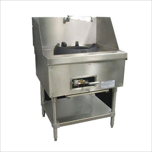 Stainless Steel Single Burner Gas Stove