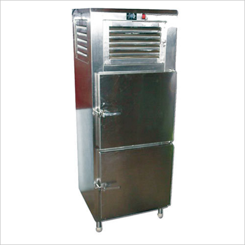 Double Door Vertical Refrigerator