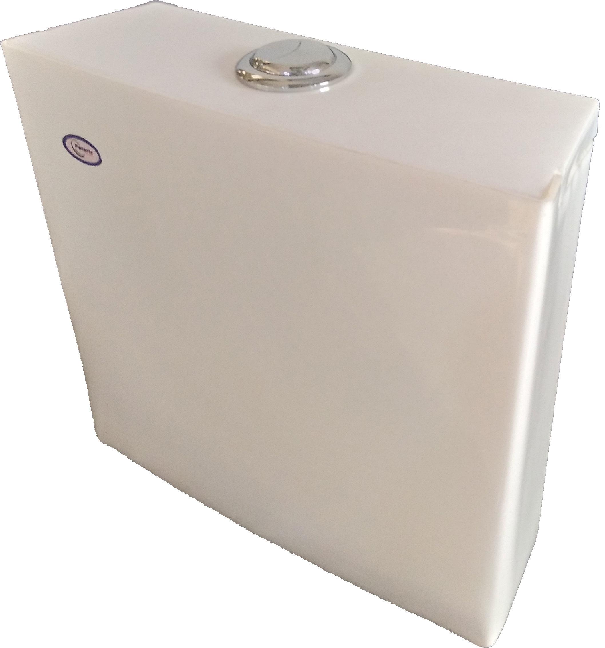 Flush Tank Single (Plastic Toilet Cistern) - Croma