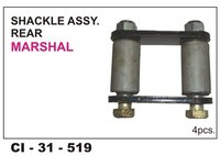 Shackle Assy Rear Marshal