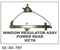 Window Regulator Assy  Power Rear Victa
