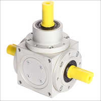 Right Angle Gear Reducer