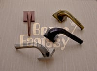 Brass Mortise Handle - COMPASS