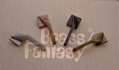 Brass Mortise Handle - ACCORD
