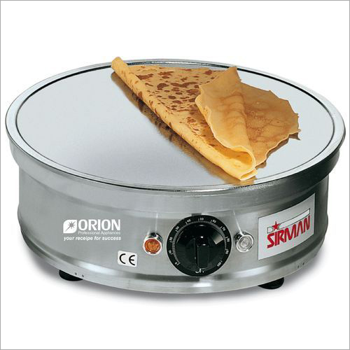 Sirman Stainless Steel Crepe Maker