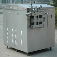 Industrial High Pressure Homogenizer