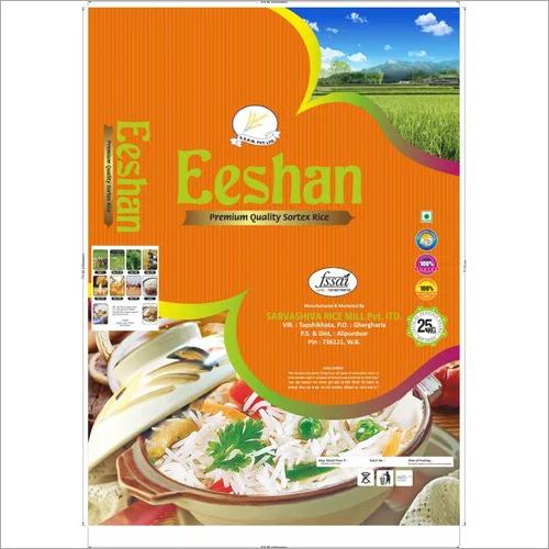 25 kg Premium Quality Sortex Rice