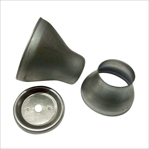Metal Cone And Plate