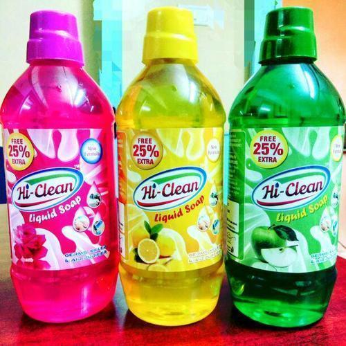 Hi Clean Liquid Soap Oil