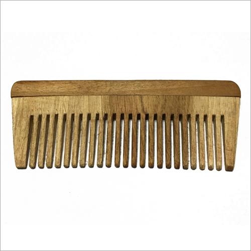 Solid Wooden Comb