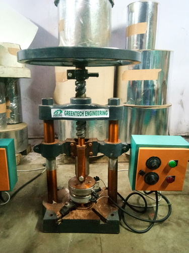 Hand Press Paper Dish Making Machine
