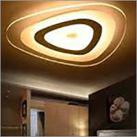 3D Effect Round Panel Led Ceiling Light