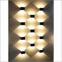 Decorative Gold Led Wall Light