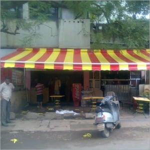 Rolling Awning