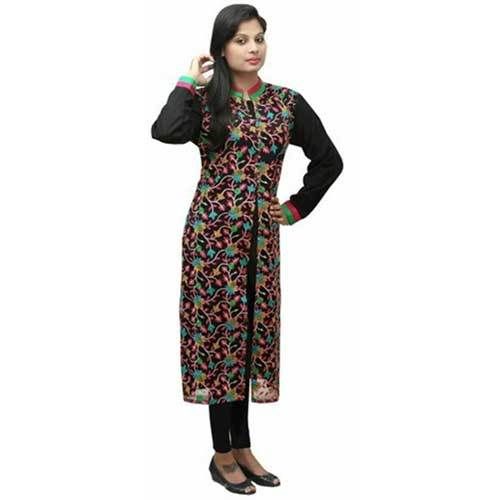 Ladies Long Full Sleeves Kurti