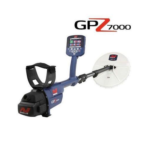 GPZ 7000 ZVT Gold Metal Detector