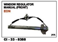 Window Regulator Manual (Front ) Eon
