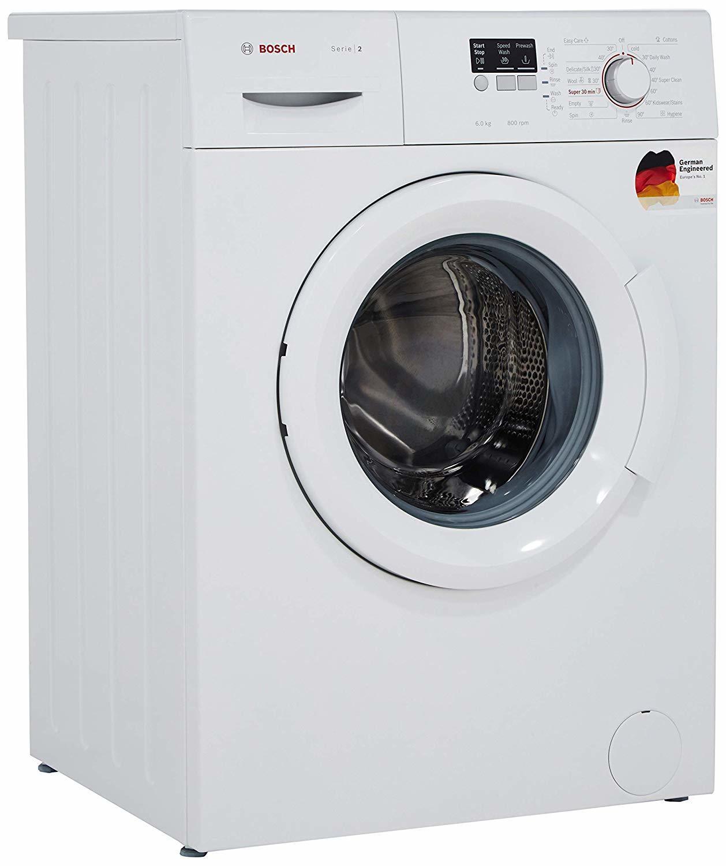 Bosch 6 Kg Fully Automatic Washing Machine