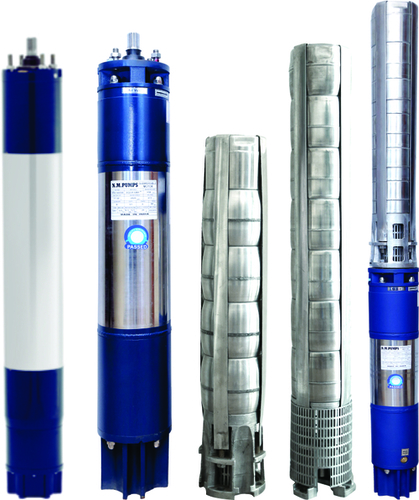 V8 Submersible Pump