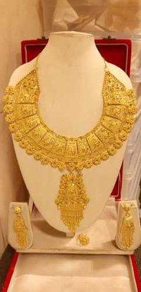 Necklace & Earrings Rings