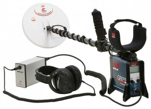 Underground Deep Search Metal Detector