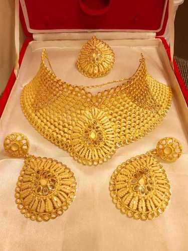 Imitation Jewelry Gold