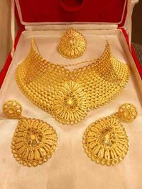 Necklace & Earrings 2 Rings