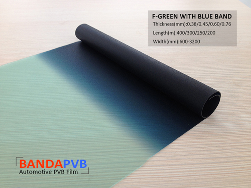 Automobile PVB Interlayer Film