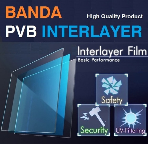 Industrial PVB Film