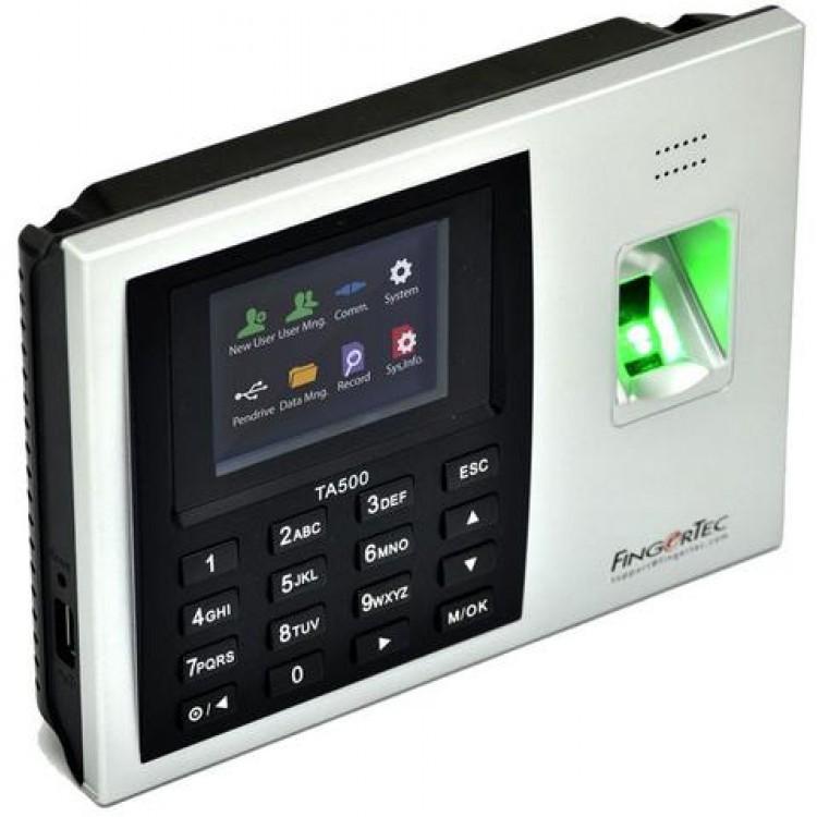 TA 500C Fingerprint Time Attendance System