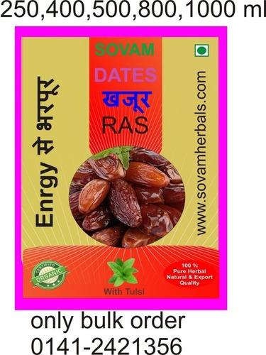 Dates ras