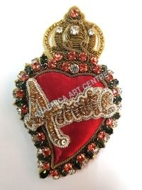 Hand Embroidered Badges