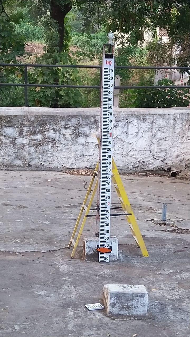 Solvent Level Indicator