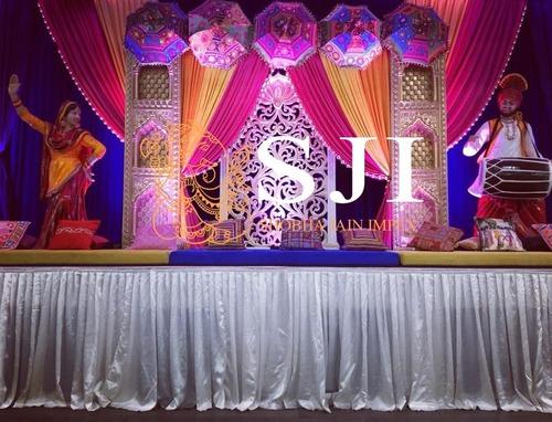 Punjabi Sangeet Setup