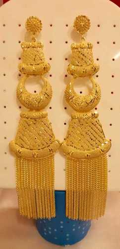 Imitation Earrings Zinc