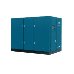 Two Stage Lubricated Screw Air Compressors